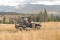 Riding in Routt County