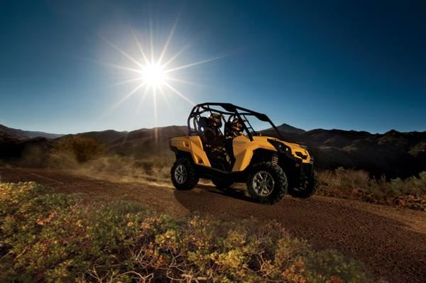 brp adds to its can am side by side line up power steering all new color updates introduced on. Black Bedroom Furniture Sets. Home Design Ideas