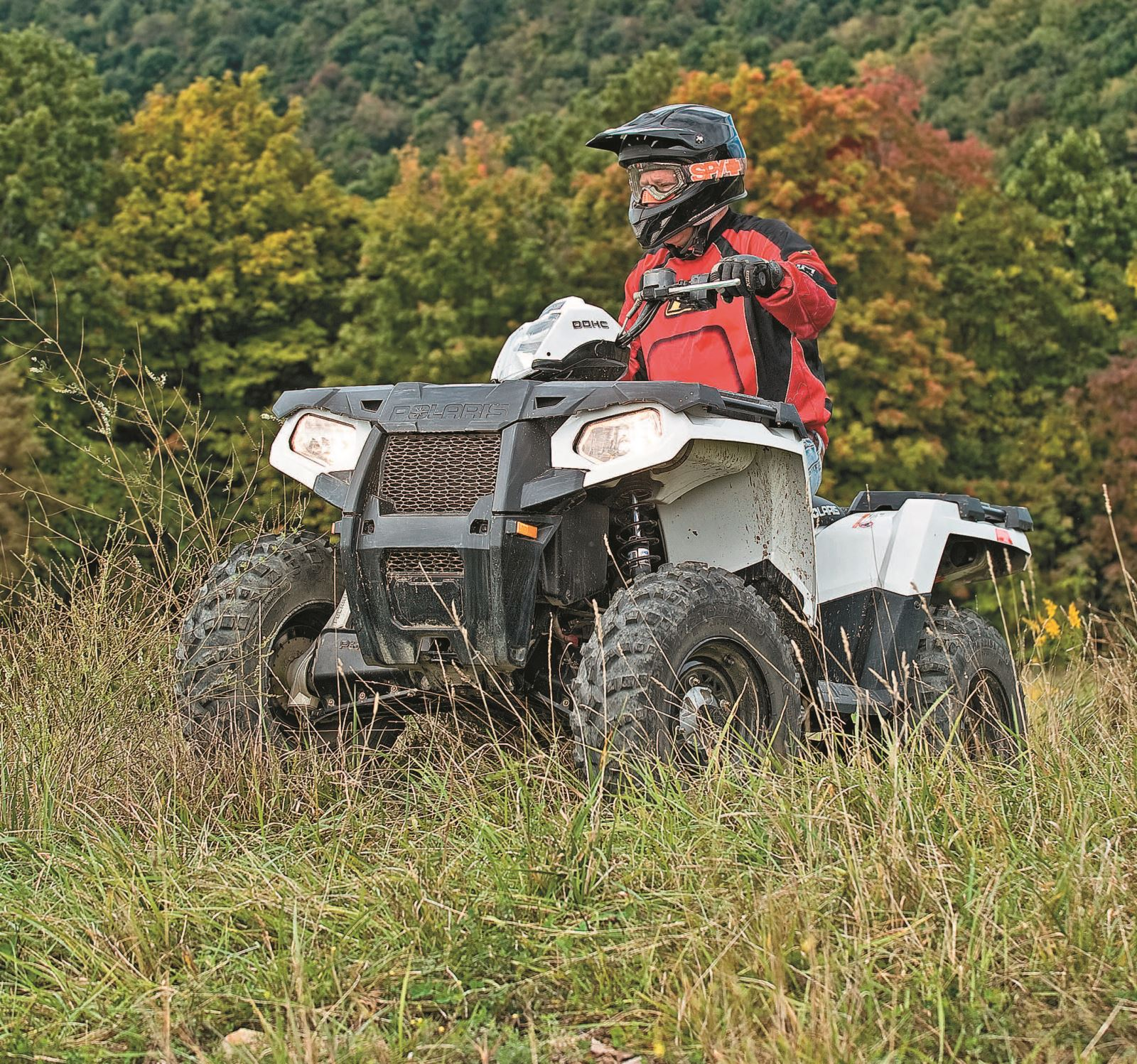 Polaris Hits Home Run New 570 ATV, Side-By-Side   Dirt Toys