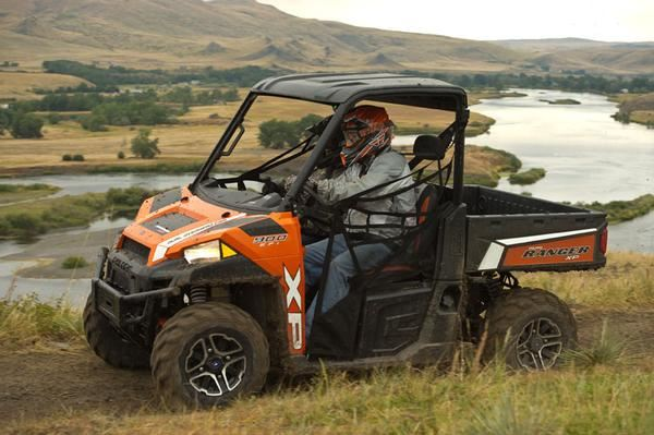 All Work And No Play That's not the new Ranger XP 900 | Dirt