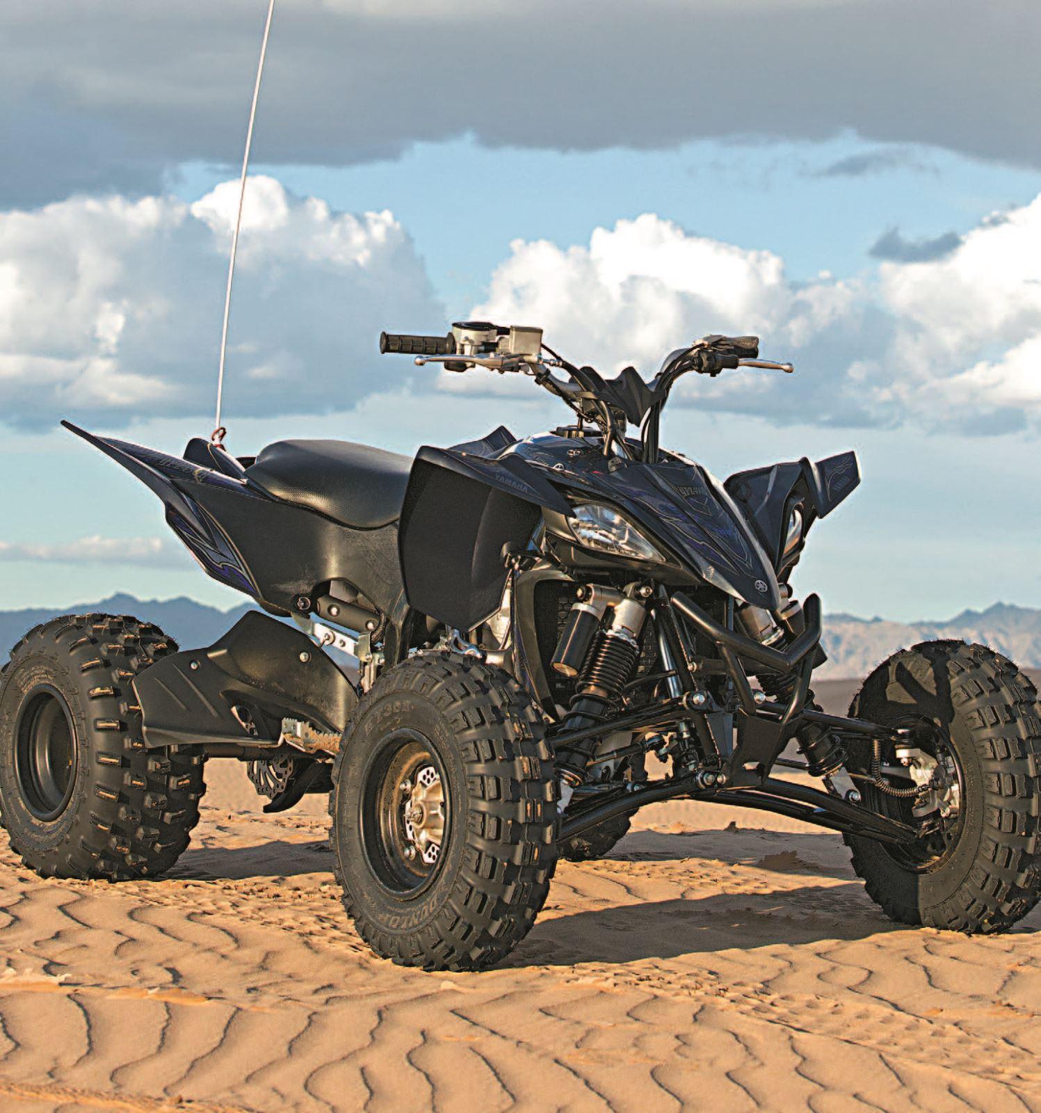 Yamaha raptor 700 se still the king of sport quads dirt for Yamaha raptor 700r