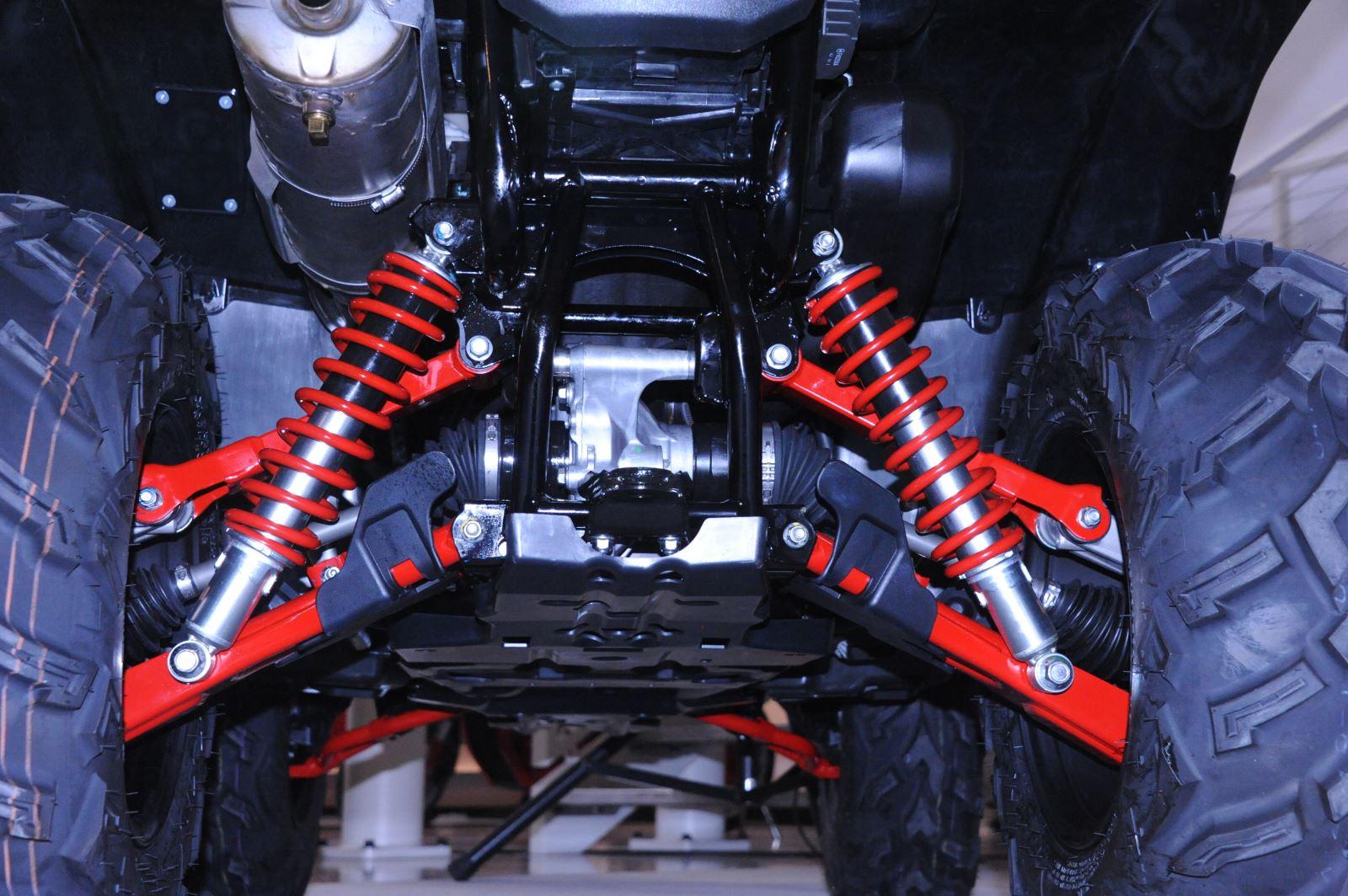 2015 Honda Foreman Irs