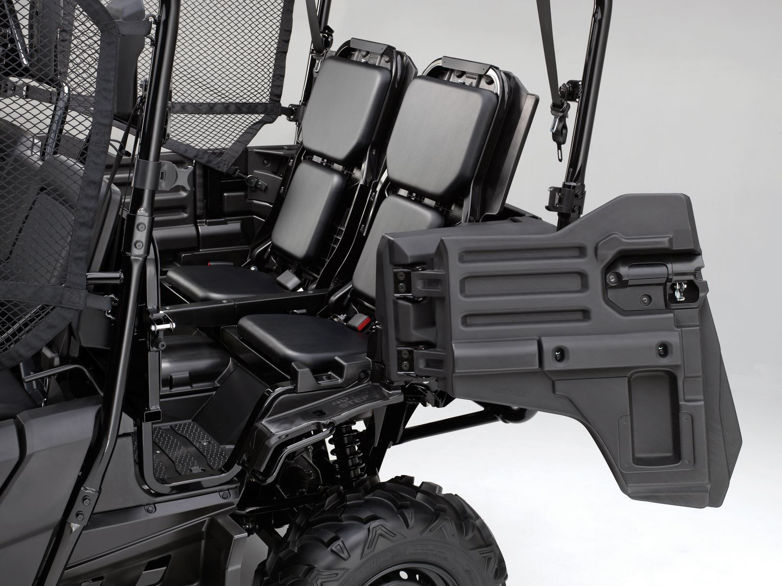Honda Announces Changes For 2015 Pioneer 700 700 4