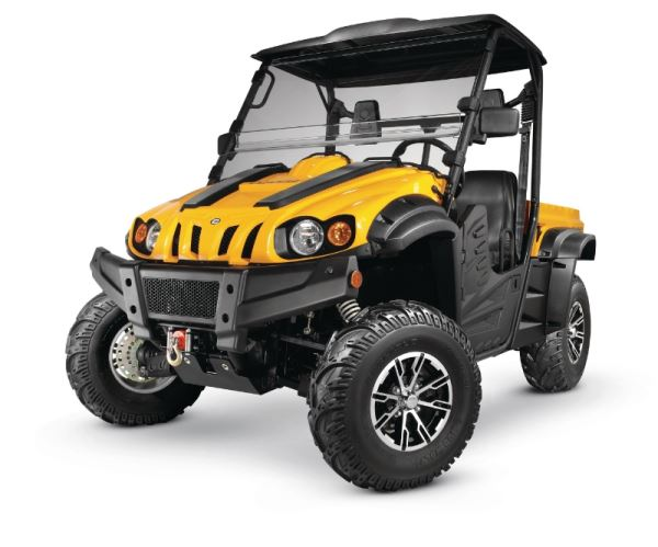 cub cadet introduces new challenger series utility vehicles dirt toys magazine. Black Bedroom Furniture Sets. Home Design Ideas
