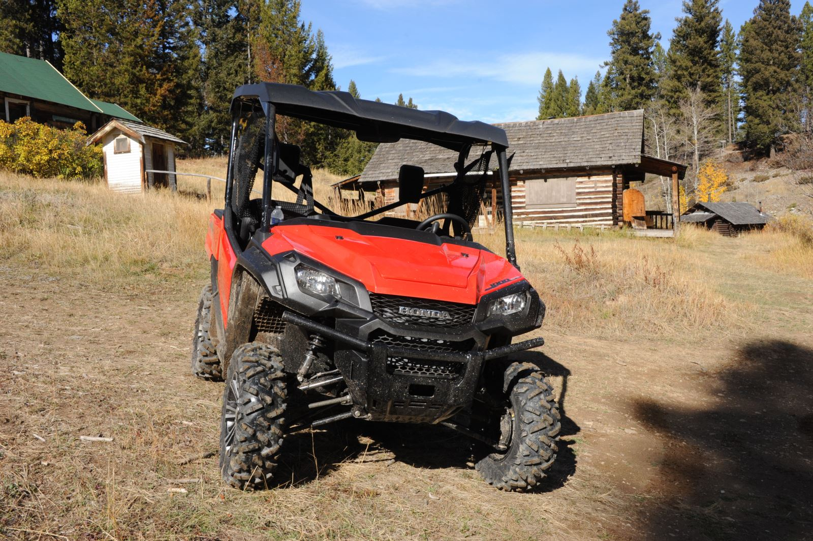 first ride honda pioneer 1000 dirt toys magazine