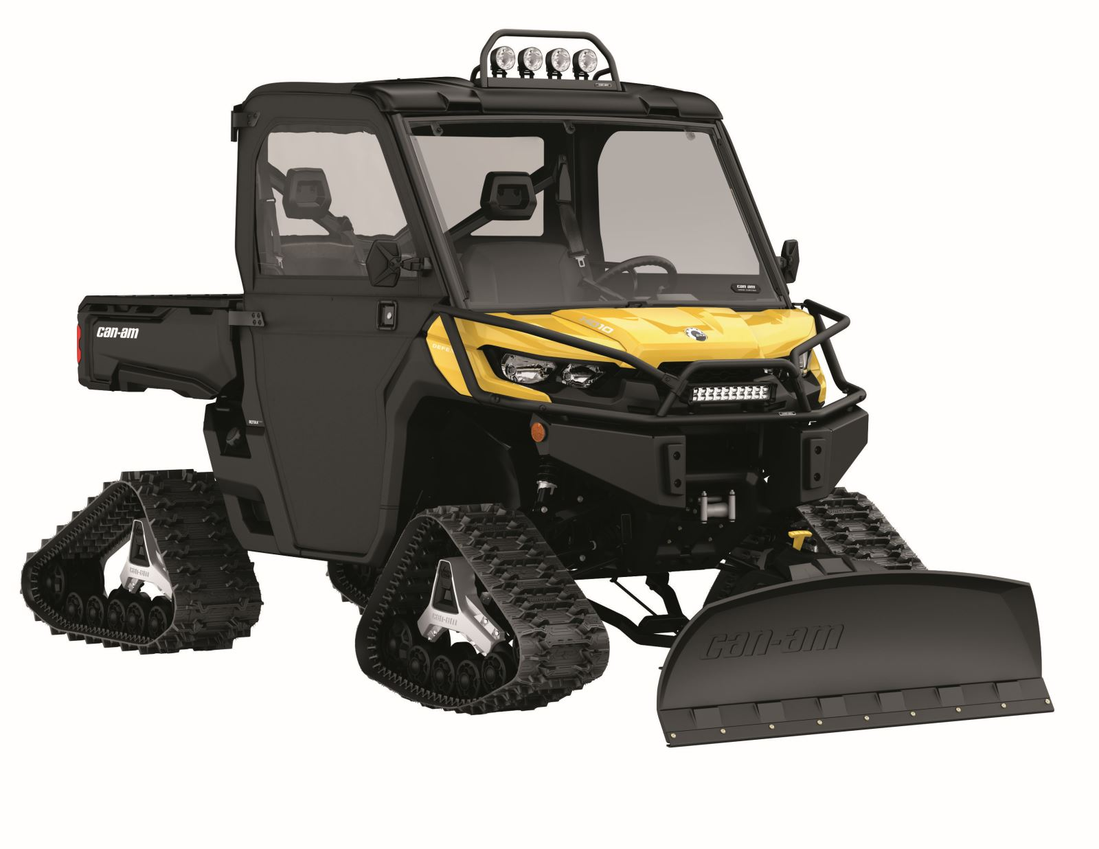 Winter Accessories For Can-Am Defender | Dirt Toys Magazine