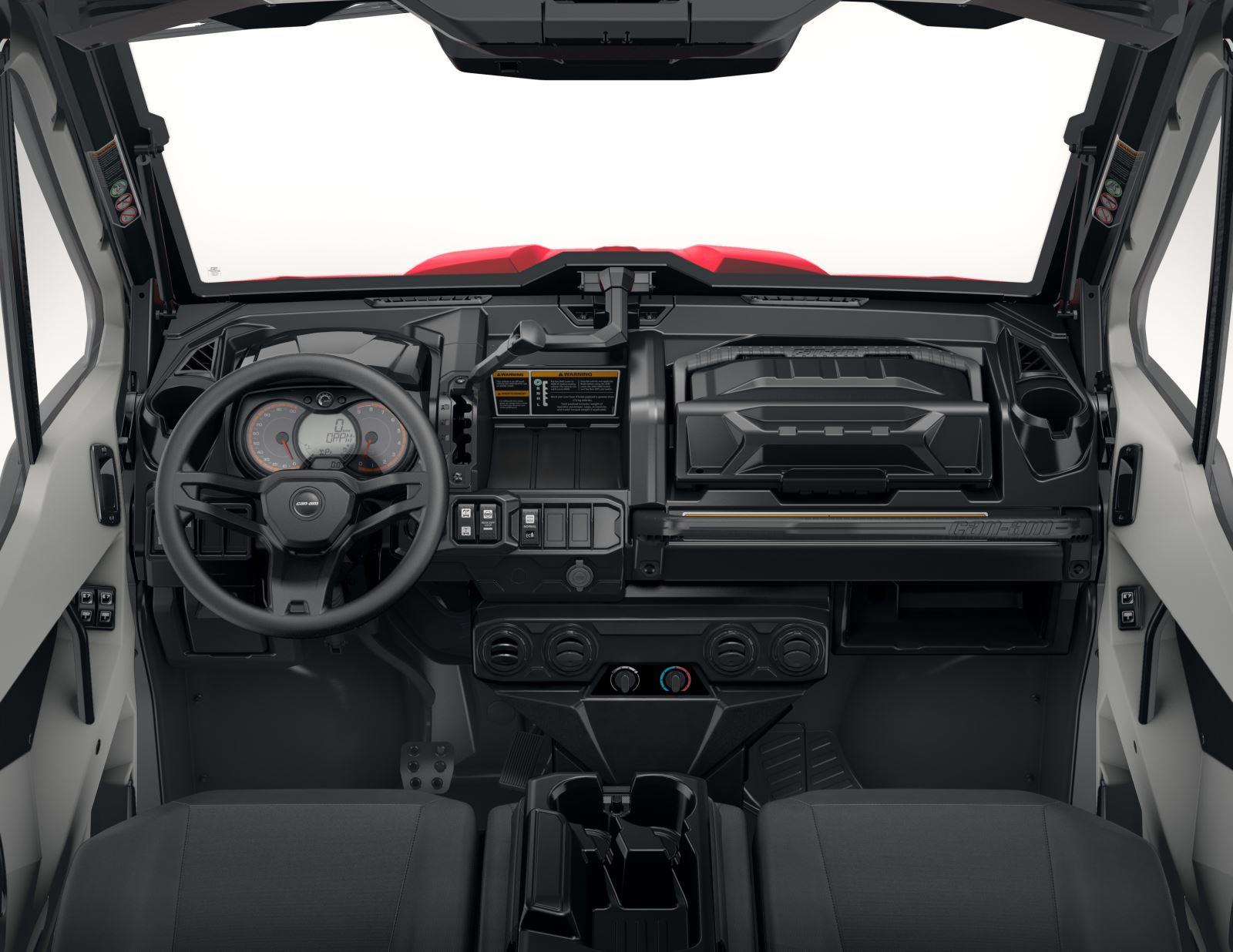 Can Am Off Road Introduces Defender Xt Cab 2016 Defender