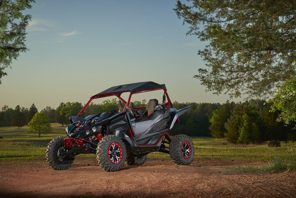 Yamaha announces all new 2017 atv side by side models new for 2017 yamaha atv lineup