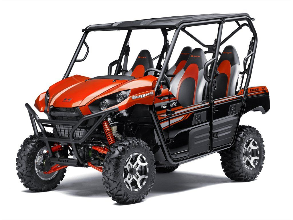 2017 Kawasaki Teryx, Teryx4 | Dirt Toys Magazine