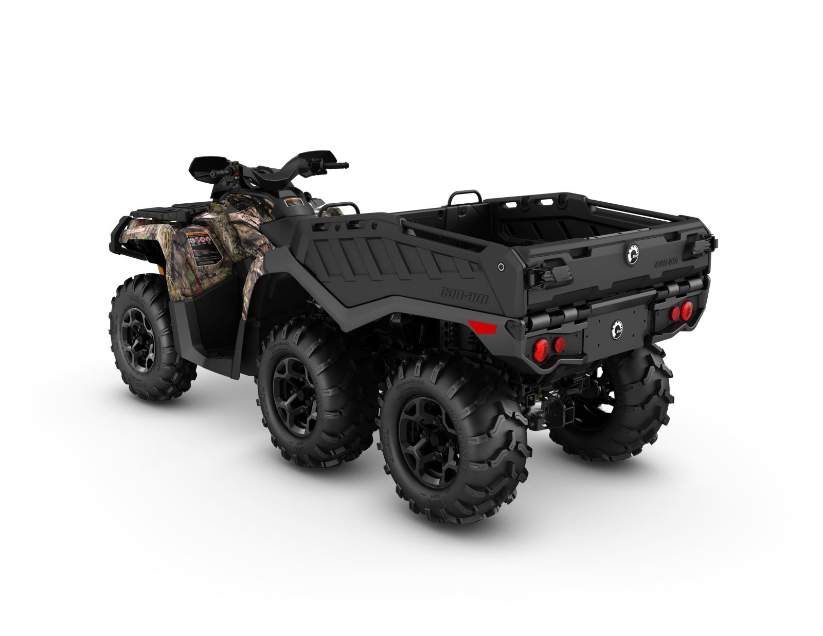 2017 Can Am 1000 >> 2017 Can Am Outlander 6x6 Family Dirt Toys Magazine