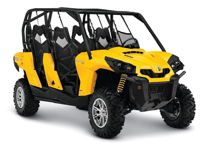 brp adds to can am side by side lineup can am commander max maverick 1000r x mr new colors. Black Bedroom Furniture Sets. Home Design Ideas