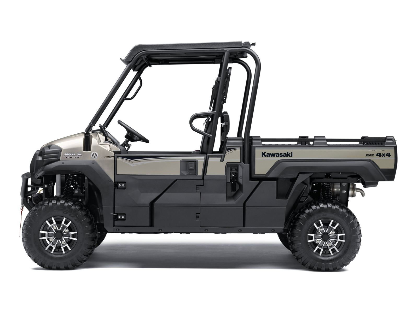 2017 Kawasaki Mule Pro Fx Ranch Edition Special Side By Diesel Fuel Filter Brings Premium Style For Those That Want To Stand Out In A Crowd Dirt Toys Magazine