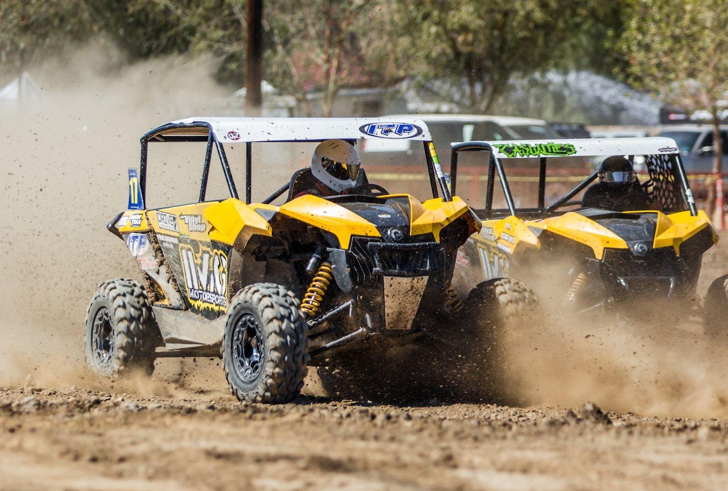 Can Am Maverick 1000r Pilot John Pacheco Wins Dirt Series