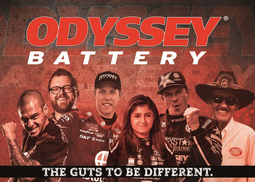 Richard Petty Motorsports >> EnerSys To Host Motorsports Personalities At Its 2018 ODYSSEY Battery SEMA Show Booth No. 24875 ...
