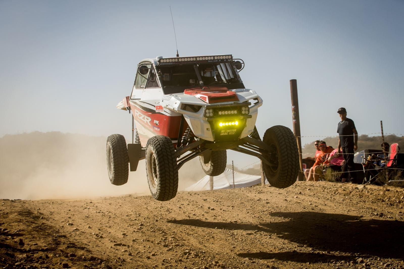 Polaris RZR Factory Racing Team Captures Multiple Wins At