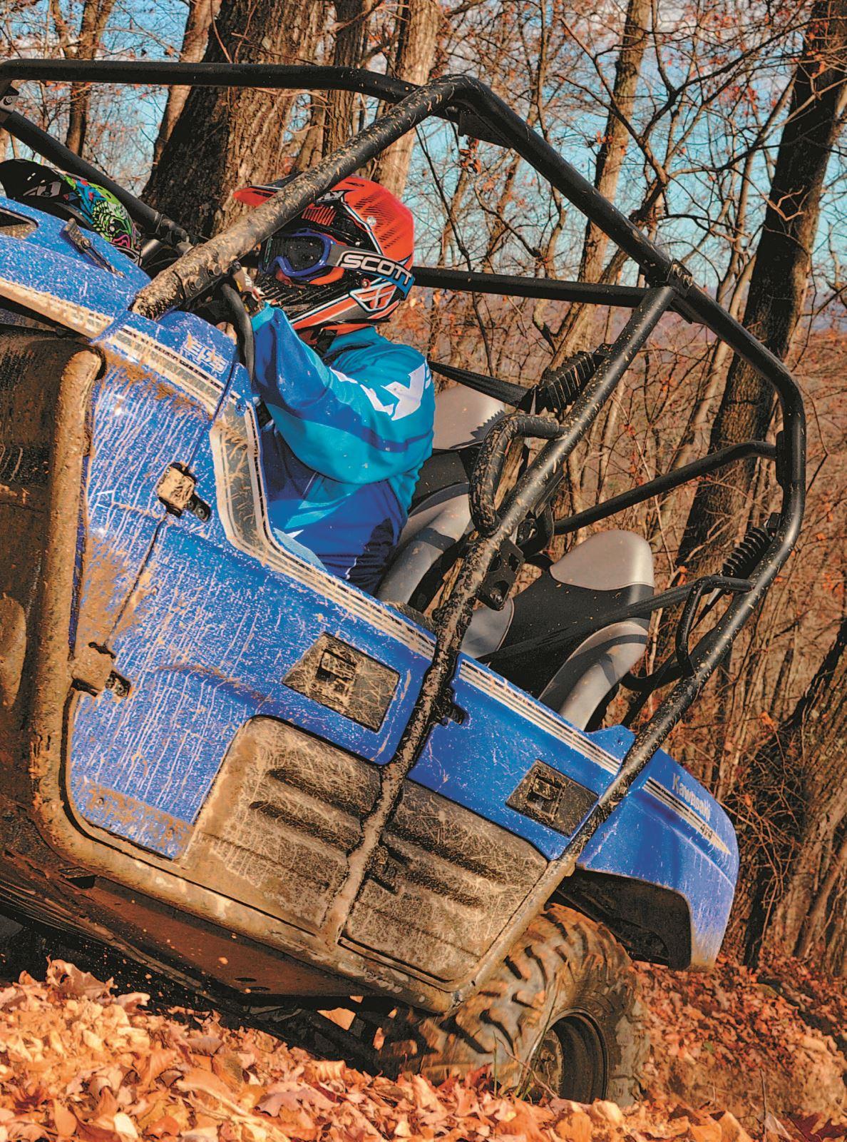 Kawasaki's Got Game TeryX4 Ready to Challenge RZR 4 800 | Dirt Toys