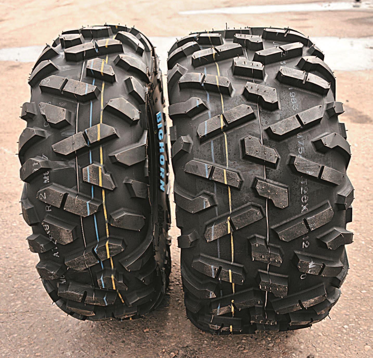 Used Huge Tires