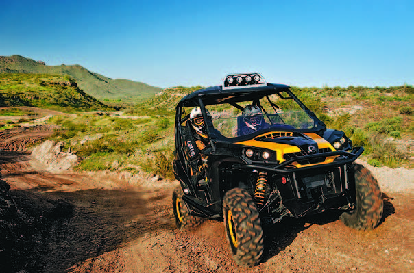 Can-Am Commander Accessories | Dirt Toys Magazine