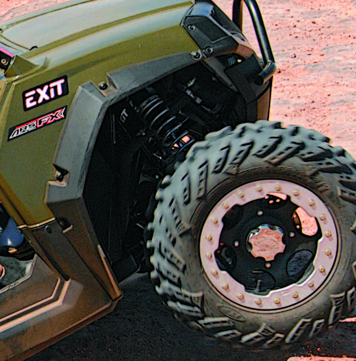 UTV Suspension Basics Getting the best ride out of your side