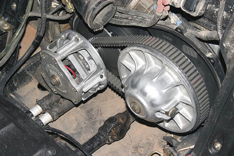 Clutching 101 How a CVT Works | Dirt Toys Magazine