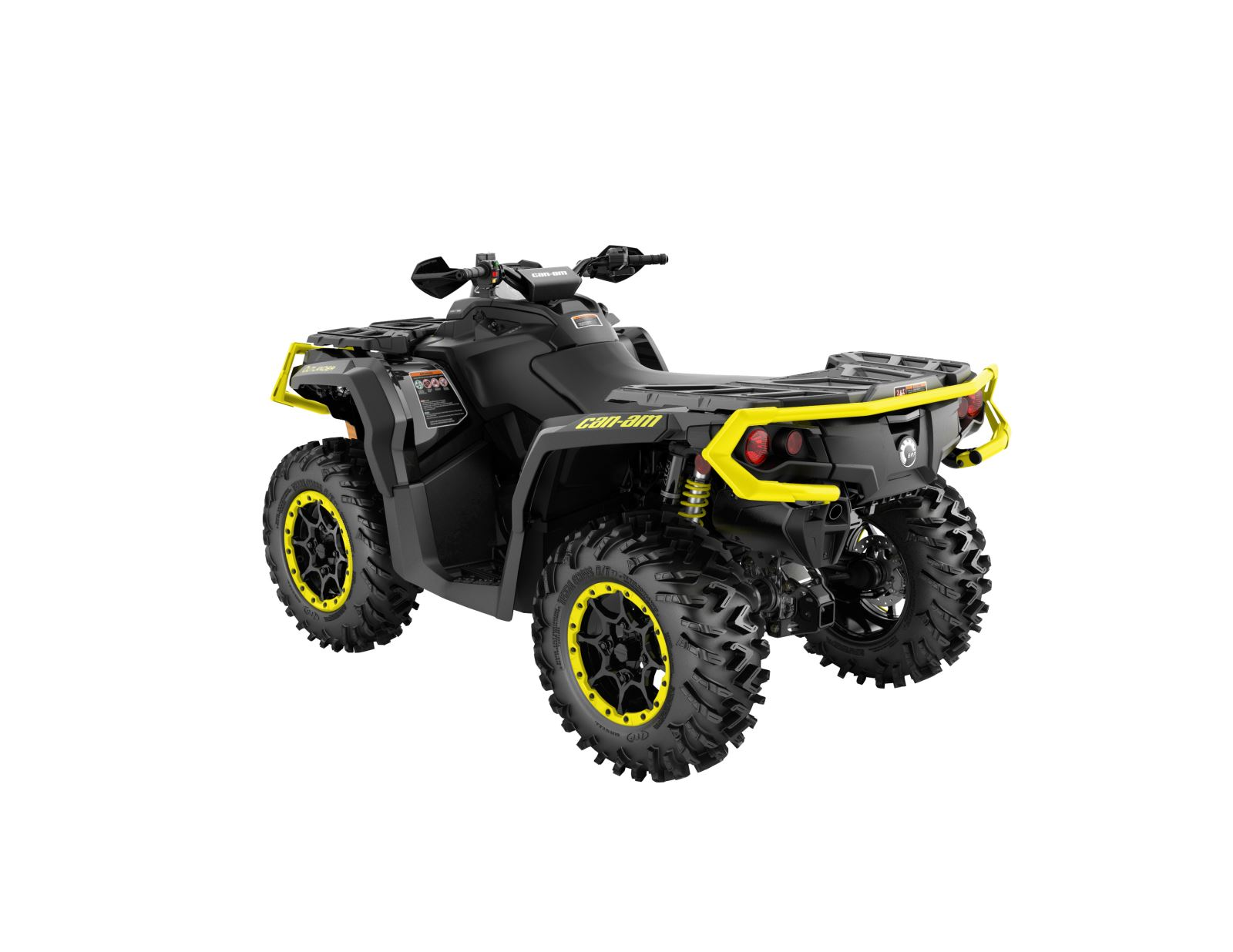 Details On 2019 Can-Am Outlander Family One of the most