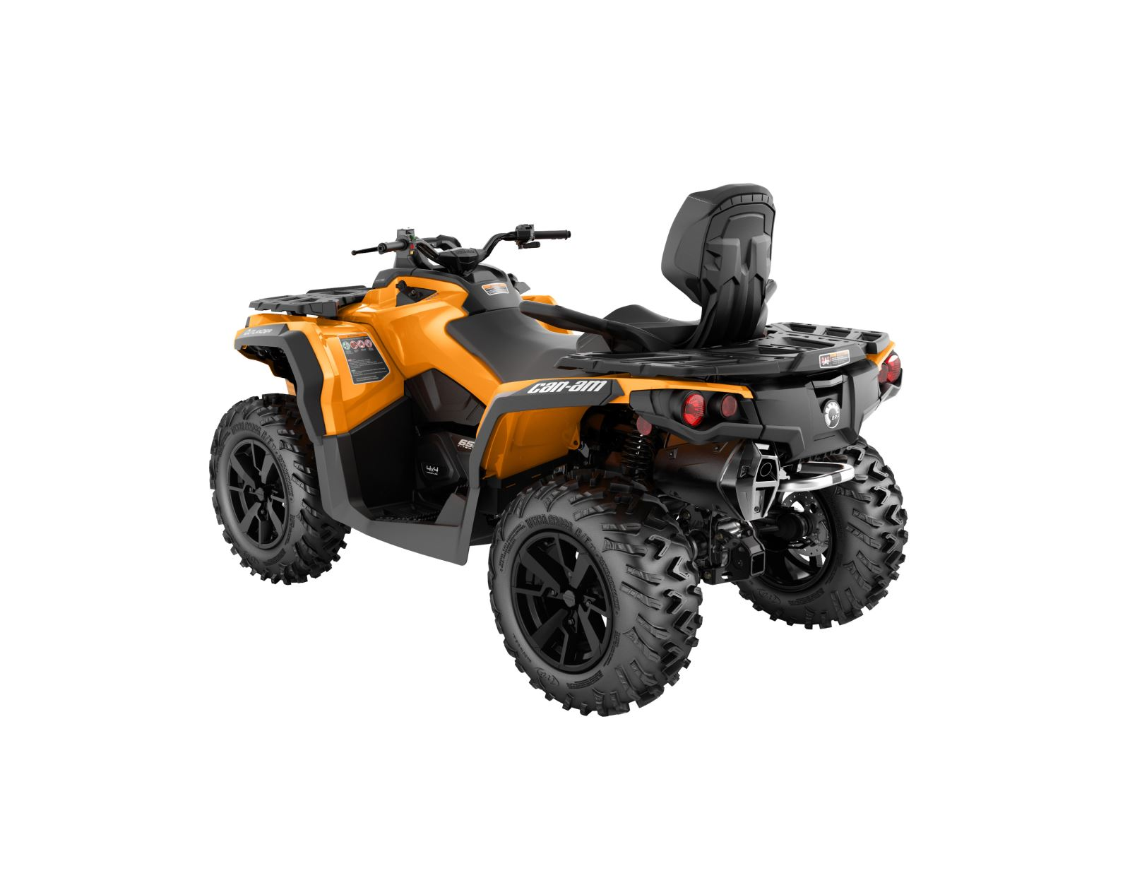 Details On 2019 Can-Am Outlander Family – Part 3 One of the
