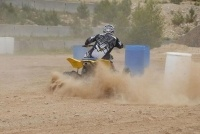 Action from the ATV/UTV rodeo at the 2012 Idaho Rally last summer. Photo by Brian Barber