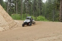 Competing in the 2012 Idaho Rally last summer. Photo by Brian Barber