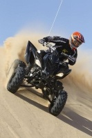 January 2012 ride at Glamis on Yamaha's Raptor 700 - Photo by Adam Campbell.