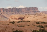 Just some of the awesome scenery near Moab, UT, during the 2011 Rally on the Rocks.