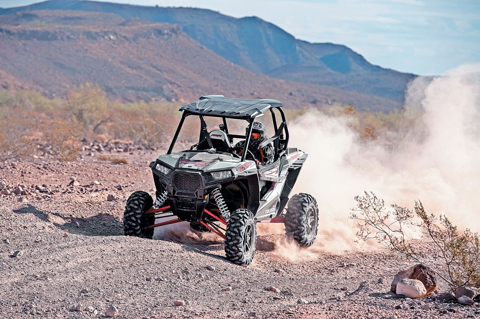 Polaris RZR XP 1000 This is no mirage     it's the real deal
