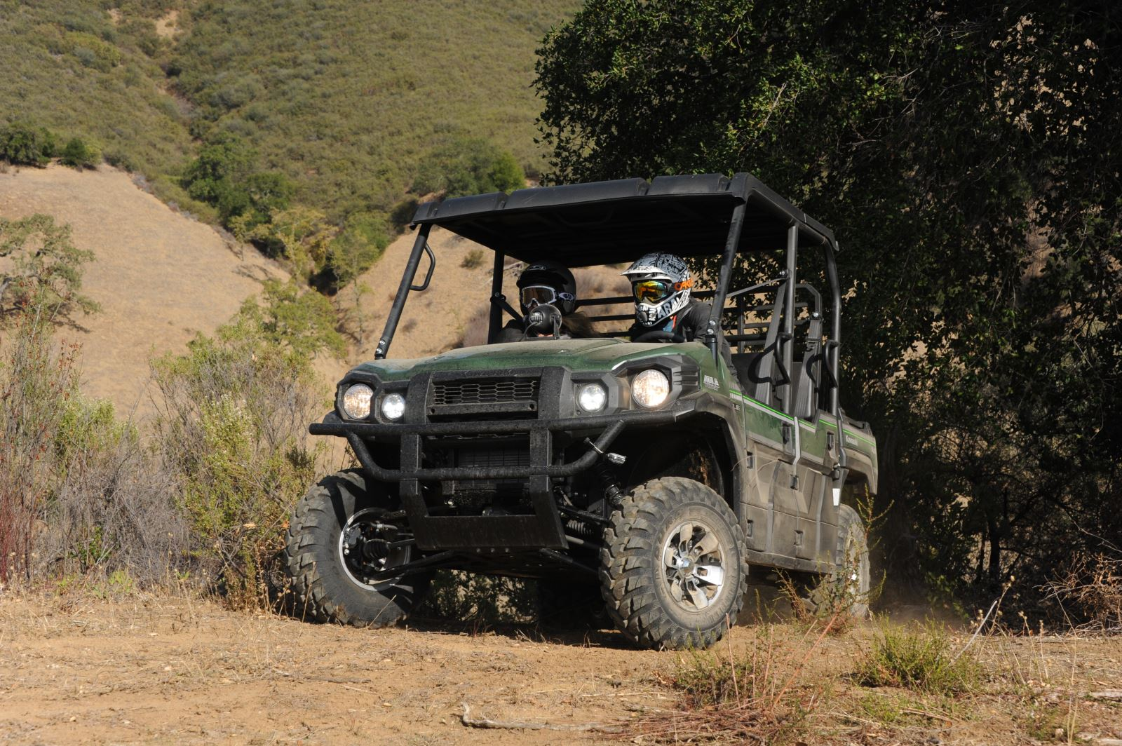 Kawasaki Mule Pro-FXT: Mixing Play With Work | Dirt Toys Magazine