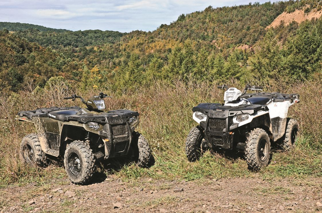 Polaris Hits Home Run New 570 ATV, Side-By-Side | Dirt Toys
