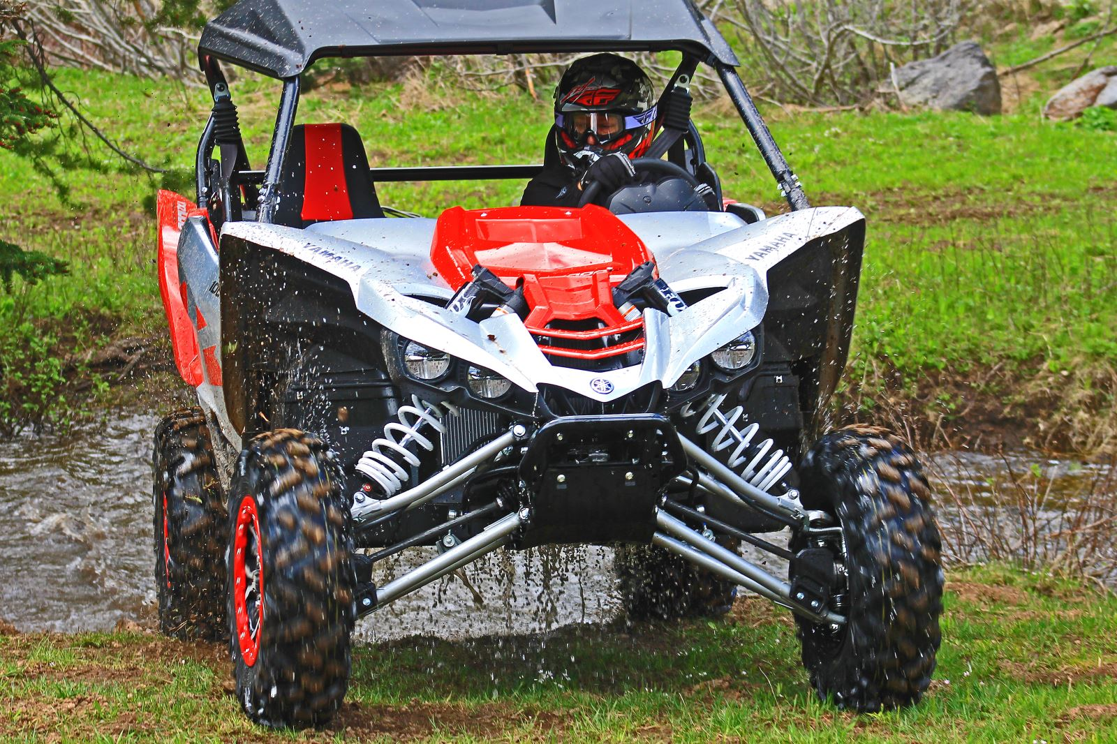Second Impressions Of The Yamaha YXZ1000R If at first you