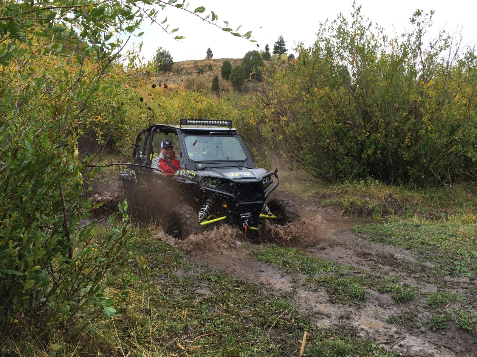 Feeling the Heat RZR XP hottest thing on the trail | Dirt