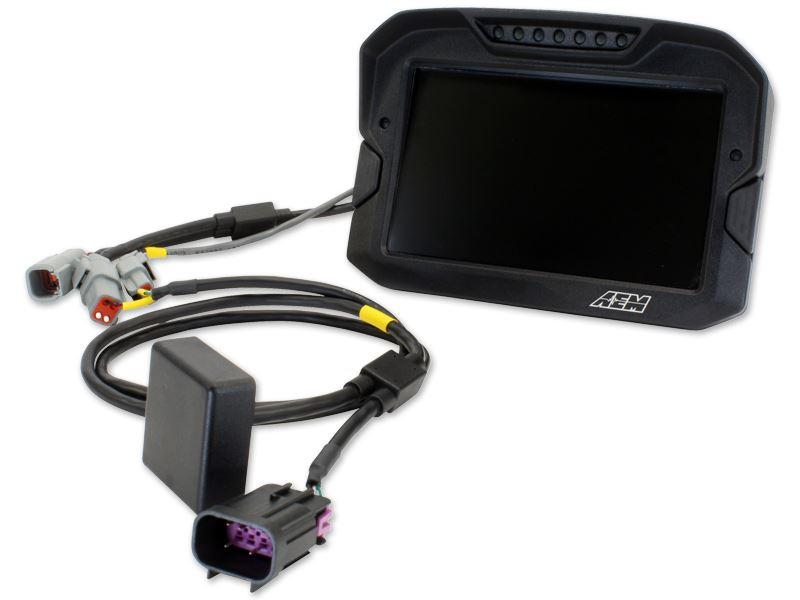 Aem S Polaris Rzr Digital Dash Kit Enhances Visibility For
