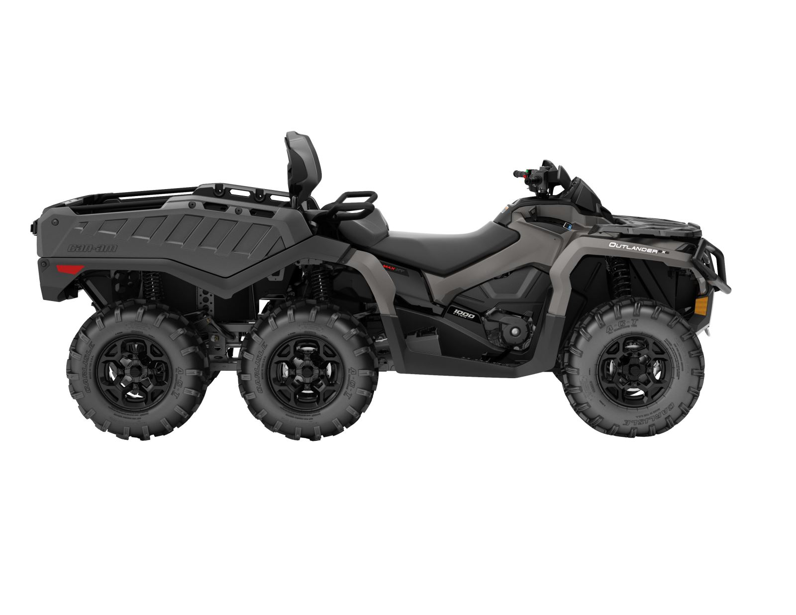 Details On 2019 Can Am Outlander Family Part 3 One Of The Most