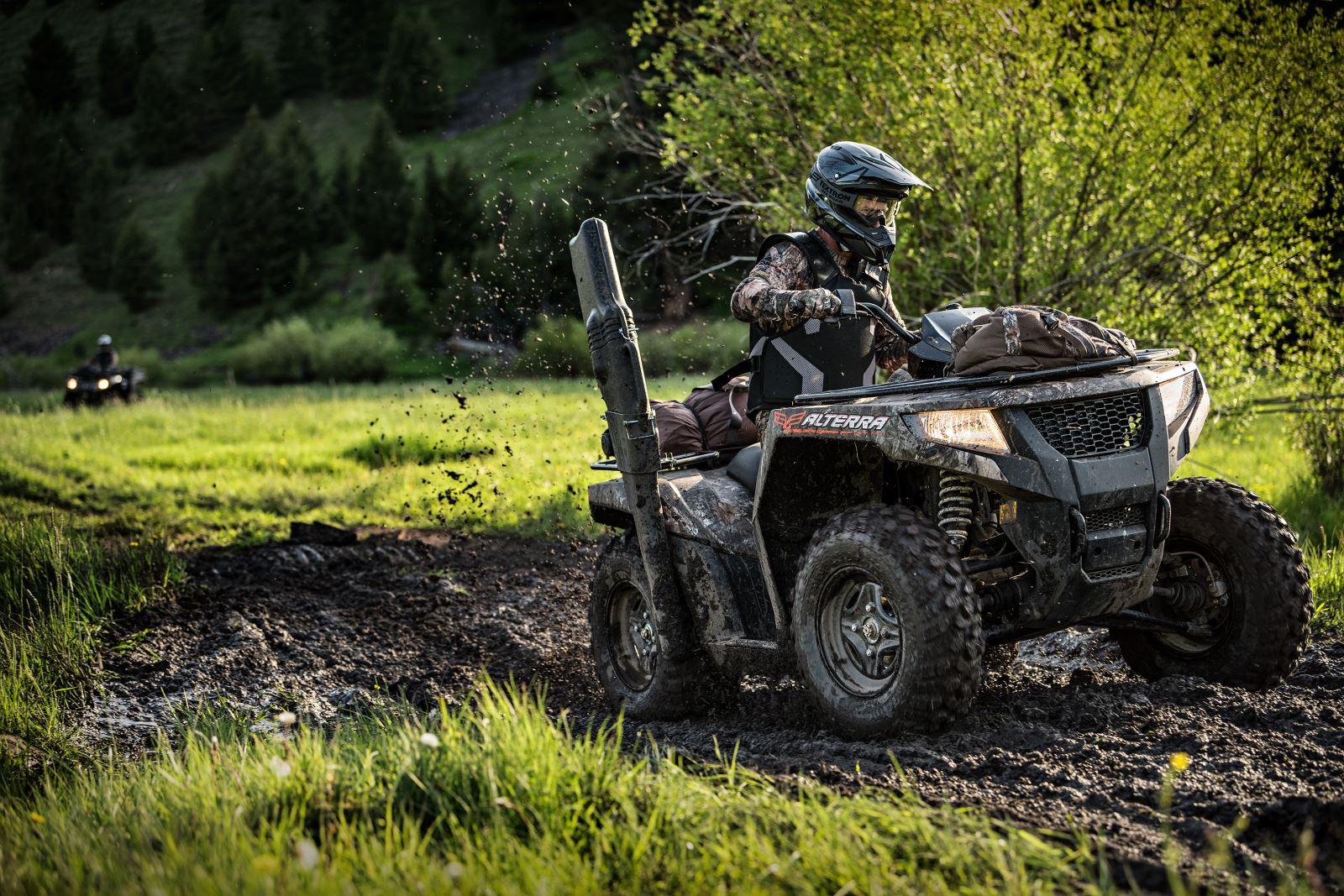 New Alterra 570 Headlines Textron Off Road's 2019 ATV Model